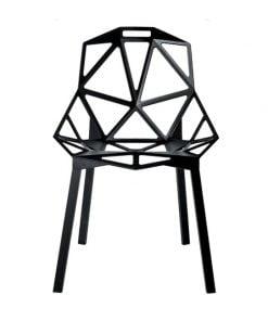 Magis Chair One tuoli, musta