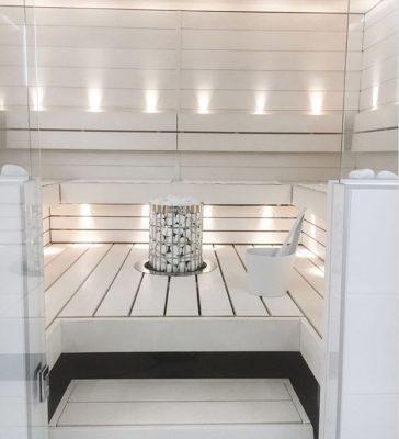 Valkoinen sauna