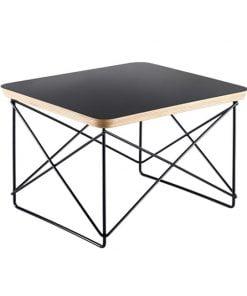Vitra Eames LTR Occasional pöytä, musta