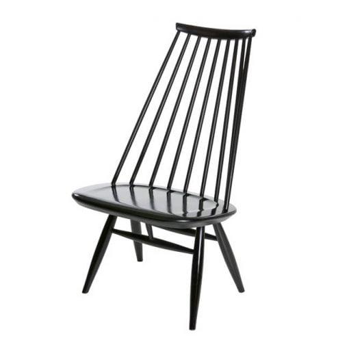Artek Mademoiselle tuoli, musta