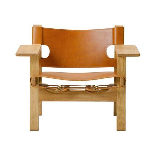 Fredericia The Spanish Chair nojatuoli
