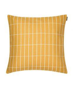 Marimekko Pieni Tiiliskivi tyynynpäällinen, keltainen