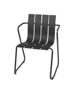 Mater Ocean tuoli, musta