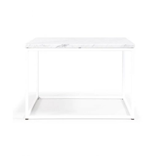 Decotique Marvelous marmoripöytä, valkoinen