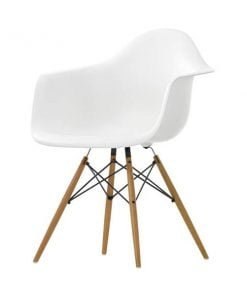 Vitra DAW tuoli, valkoinen