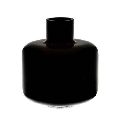 Marimekko Ming maljakko, musta