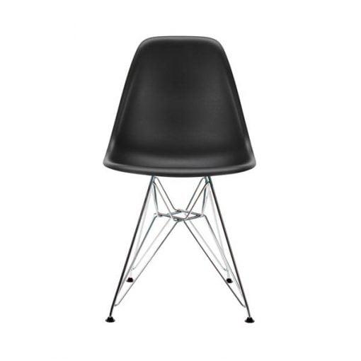 Vitra Eames DSR tuoli, musta