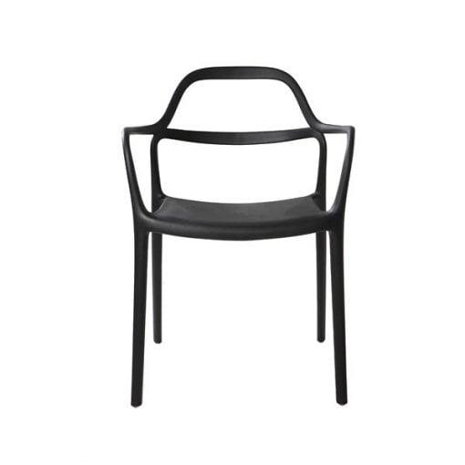 Karlaby tuoli, musta