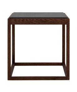 Klassik Studio Cube pöytä, savustettu tammi