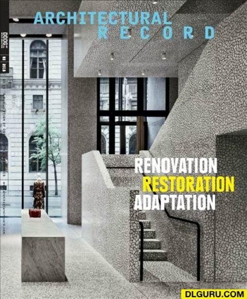 Architectural Record lehti