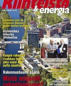Kiinteistö ja Energia lehti