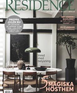 Residence lehti