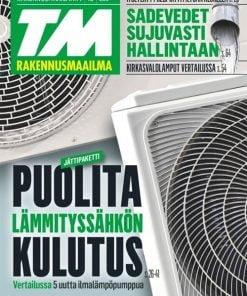 TM Rakennusmaailma lehti