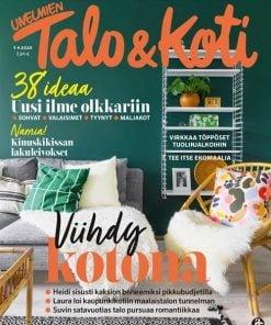 Unelmien Talo & Koti lehti