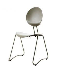 Verpan Flex tuoli, harmaa