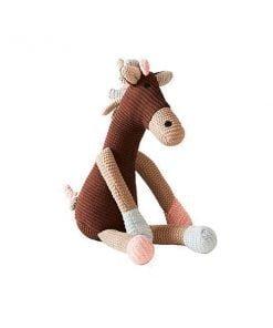 Bowie pehmoeläin, hevonen
