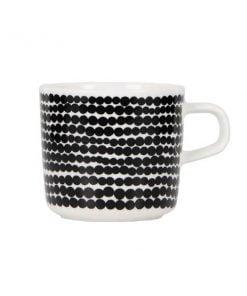 Marimekko Oiva - Siirtolapuutarha Räsymatto kahvikuppi