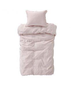 Ellos Home Candice pussilakanasetti, vaaleanpunainen