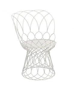 Emu Re-Trouve tuoli, valkoinen