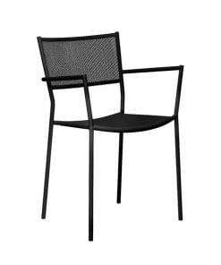 Massproductions Jig Mesh tuoli, musta
