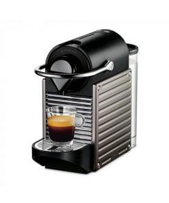 Nespresso kahvikone Pixie Titan
