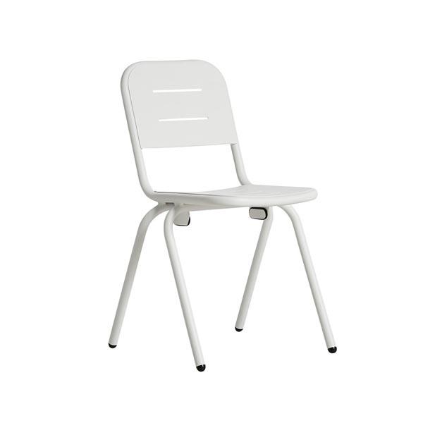 Woud Ray tuoli, valkoinen