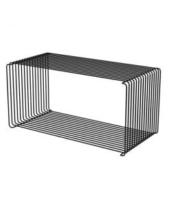 Montana Furniture Panton Wire Extended moduuli, musta