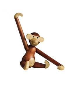 Kay Bojesen Puinen apina, tiikki