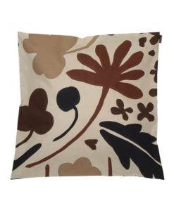 Marimekko Suvi tyynynpäällinen, beige -ruskea
