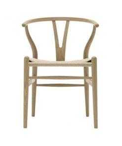 Carl Hansen & Son CH 24 Wishbone tuoli, tammi