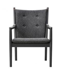 Fredericia Wegner 1788 tuoli, musta tammi
