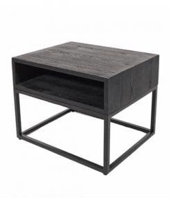Zoco Home yöpöytä, musta