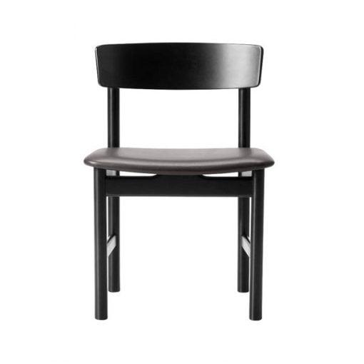 Fredericia Mogensen 3236 tuoli, musta