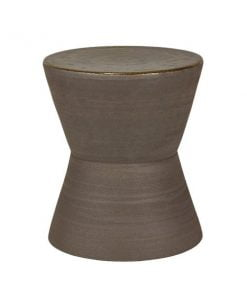 Serax Pawn sivupöytä, musta