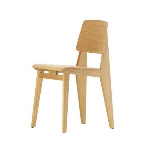 Vitra Chaise Tout Bois tuoli, tammi