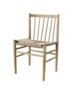 FDB Møbler J80 tuoli, tammi