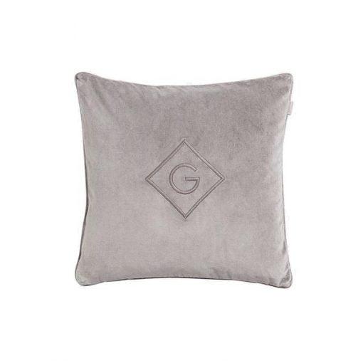 Gant Home Velvet G tyynynpäällinen
