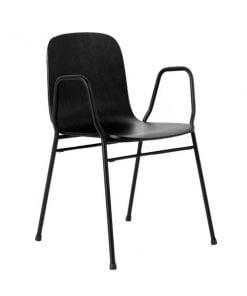 Hem Touchwood tuoli, musta