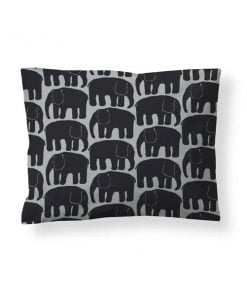 Finlayson Elefantti tyynyliina, musta