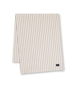 Lexington Icons Herringbone kaitaliina, beige