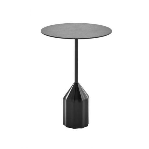 Viccarbe Burin Mini sivupöytä, musta