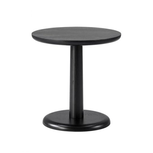 Fredericia Pon sivupöytä, musta