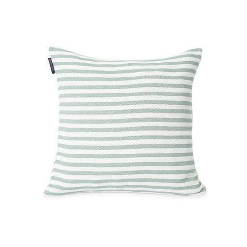Lexington Block Striped tyynynpäällinen, vihreä