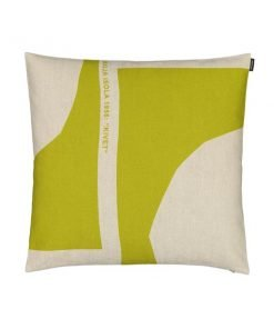 Marimekko MM Co-Created tyynynpäällinen, keltainen
