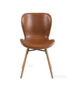 Nordform Rita tuoli, ruskea