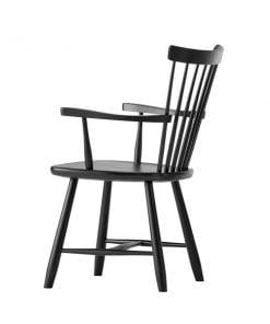 Stolab Lilla Åland tuoli, musta
