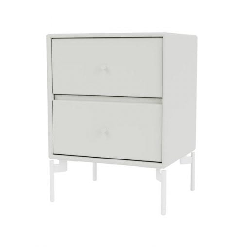 Montana Furniture Drift yöpöytä, valkoinen