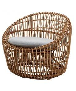 Cane-line Nest pyöreä tuoli