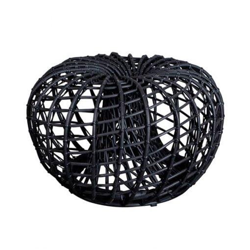 Cane-line Nest rahi, tummanharmaa