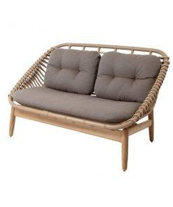 Cane-line String 2-istuttava sohva